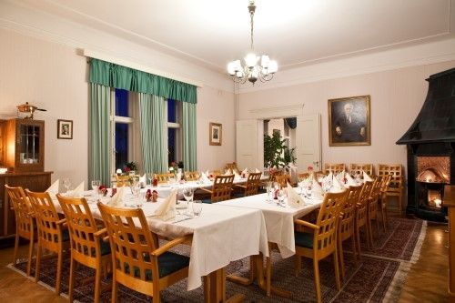 Hahkiala Manor party room Restaurant